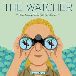 the watcher jane goodall