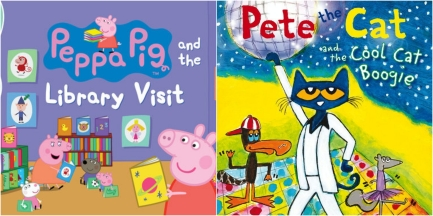 peppa and pete